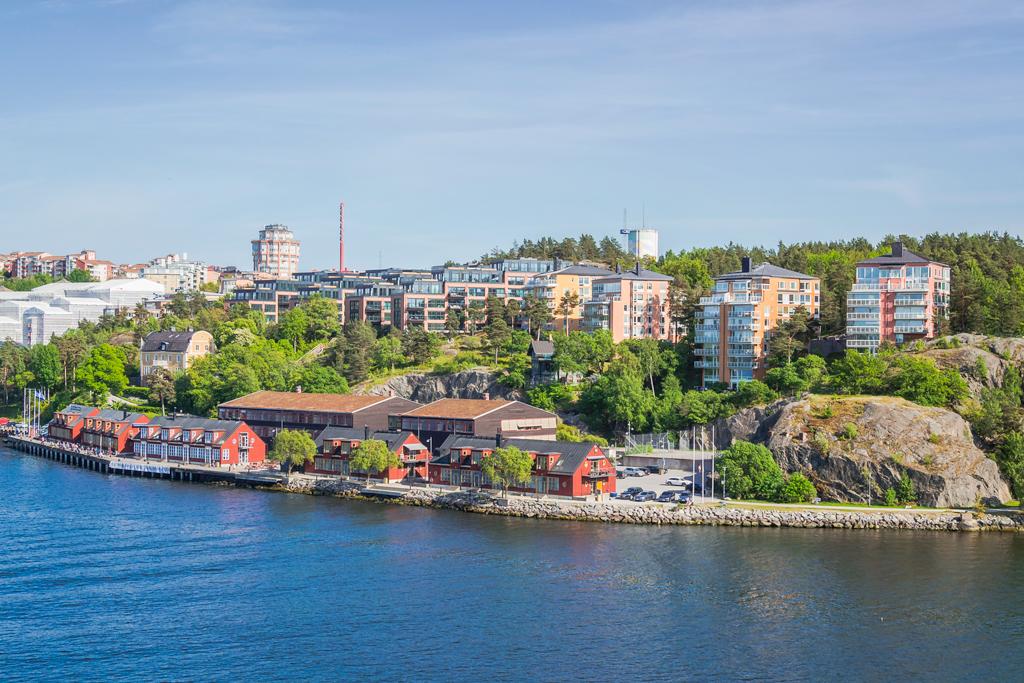 Занавески запрещены! Ну и другие мифы про глупые законы Швеции: alkopona — LiveJournal