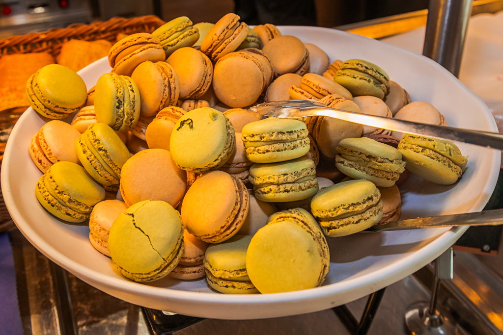 Десерты на пароме Viking Line