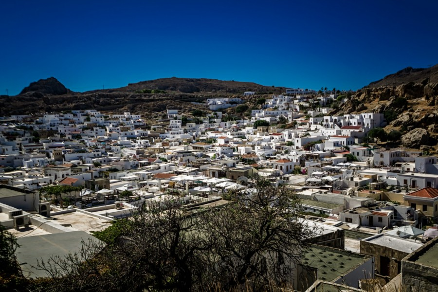 о. Родос - история в пейзажах: alkopona — LiveJournal