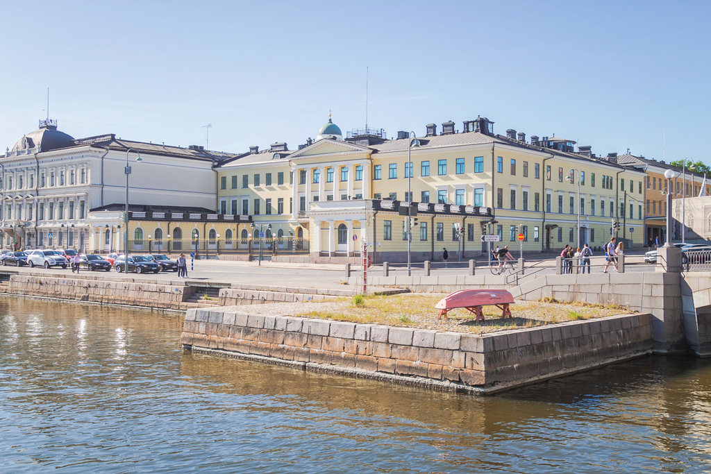 Резиденция президента в Хельсинки