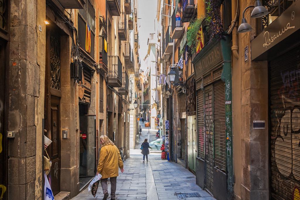 Проклятая Барселона