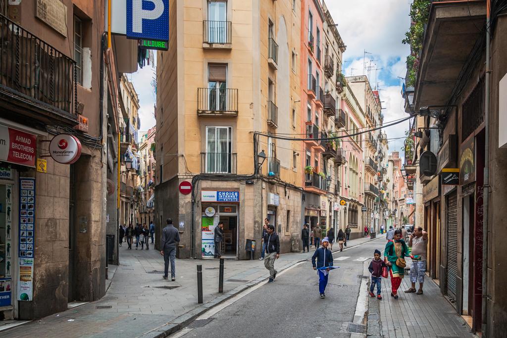 Барселона - отвратительный город