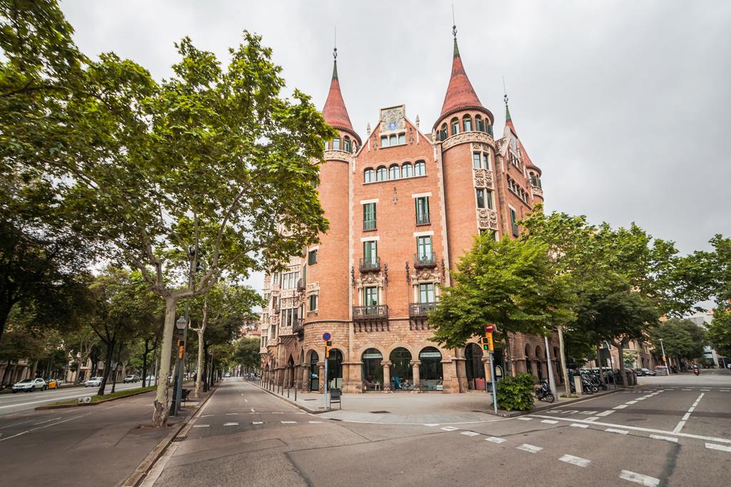 Каталония всё