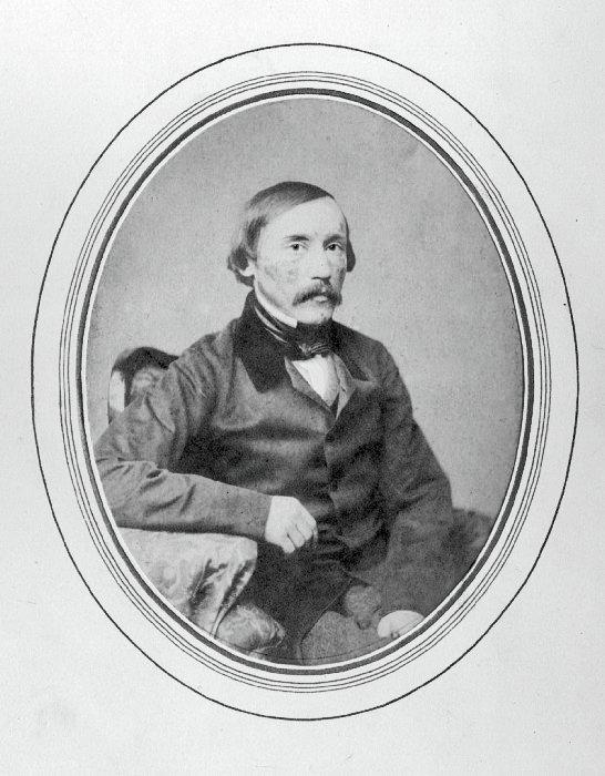Первый фотограф Петербурга