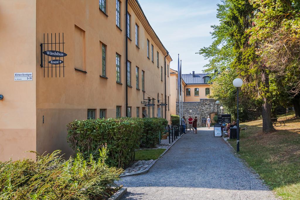 Тюрьма по-шведски