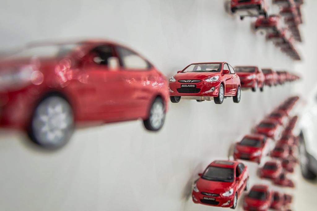 Как создают самую популярную машину?