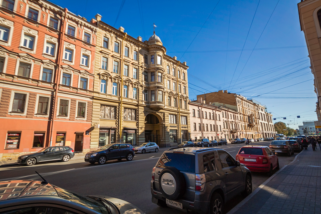 Дом Распутина на Гороховой улице