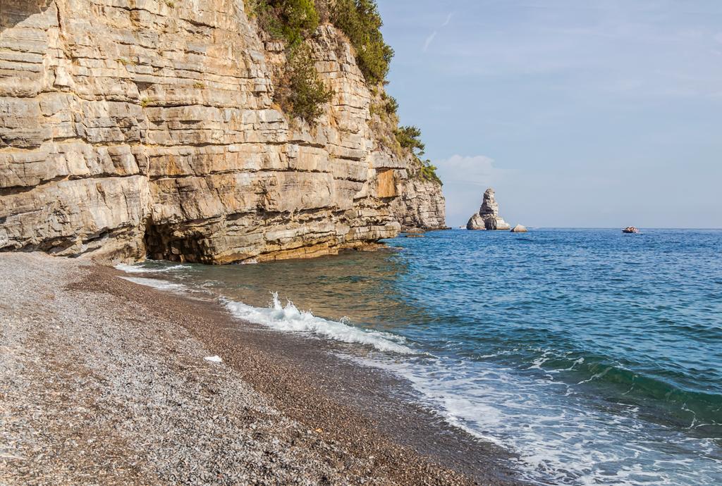 Самый труднодоступный пляж Италии