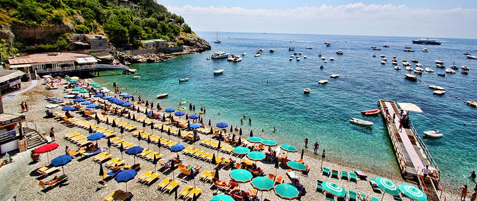 Пляж Марина-дель-Кантоне
