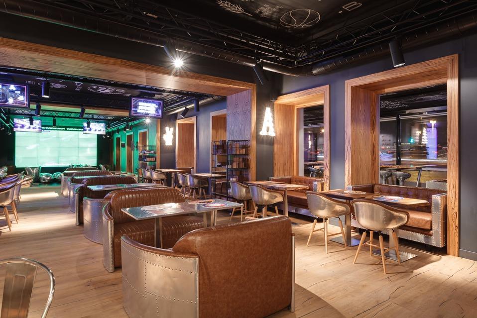 Отзыв о баре «Street Food Bar №1» на Васильевском острове. Анализ меню, интерьеры, обслуживание: alkopona