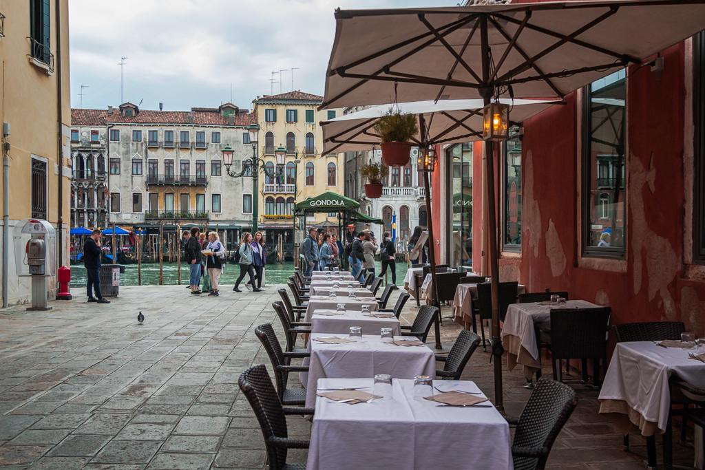 Почему в Венеции отвратительно кормят?