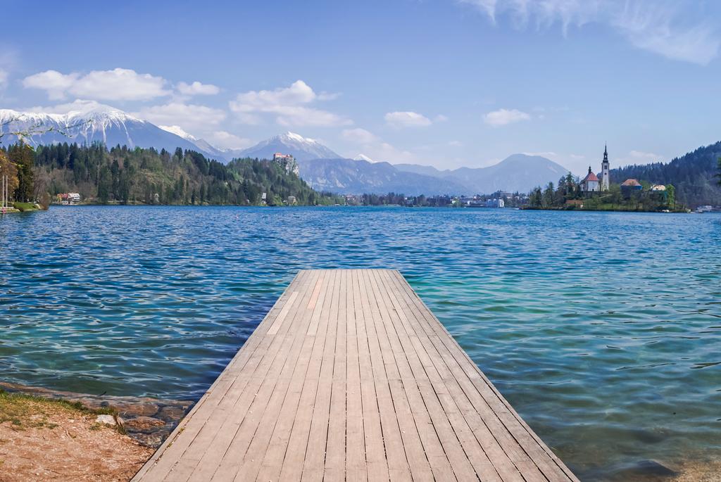 Легенды и мифы озера Блед