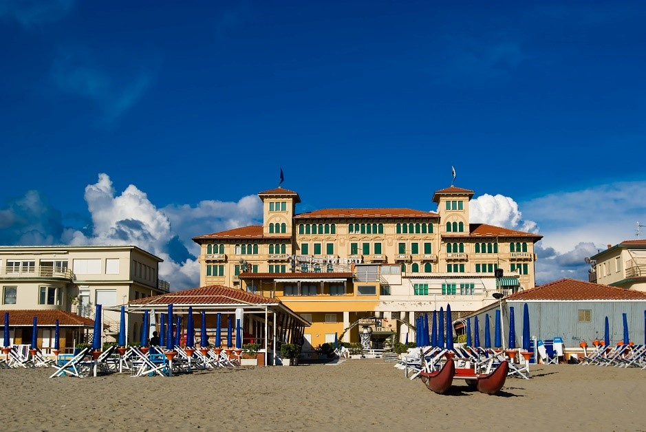 Курорт Форте-дей-Марми в Италии – важное и интересное