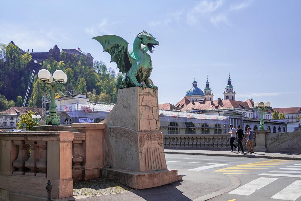 драконы Любляны