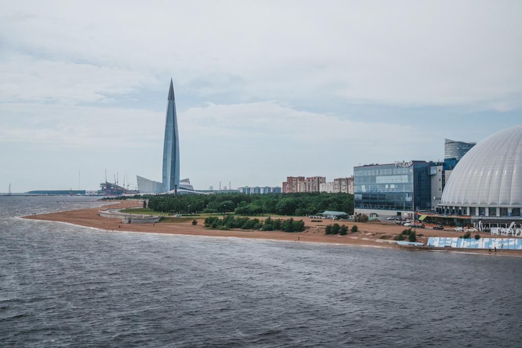 Распил Арена, кукурузина и новый Петербург