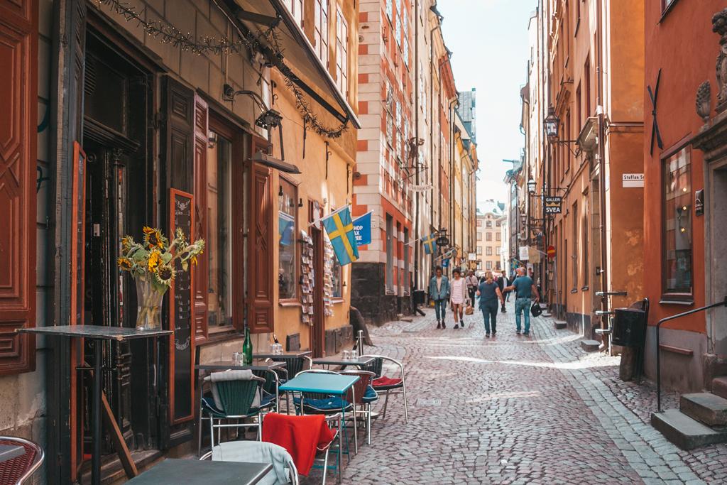 Почему в Швеции запретили кофе?