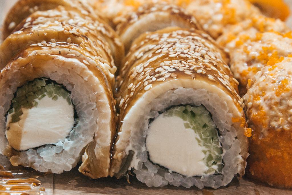Вкусные ли эти суши?
