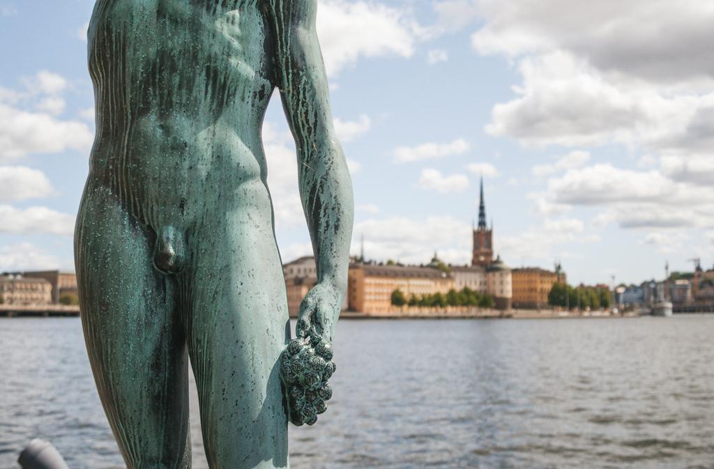 Стокгольм, город с характером!