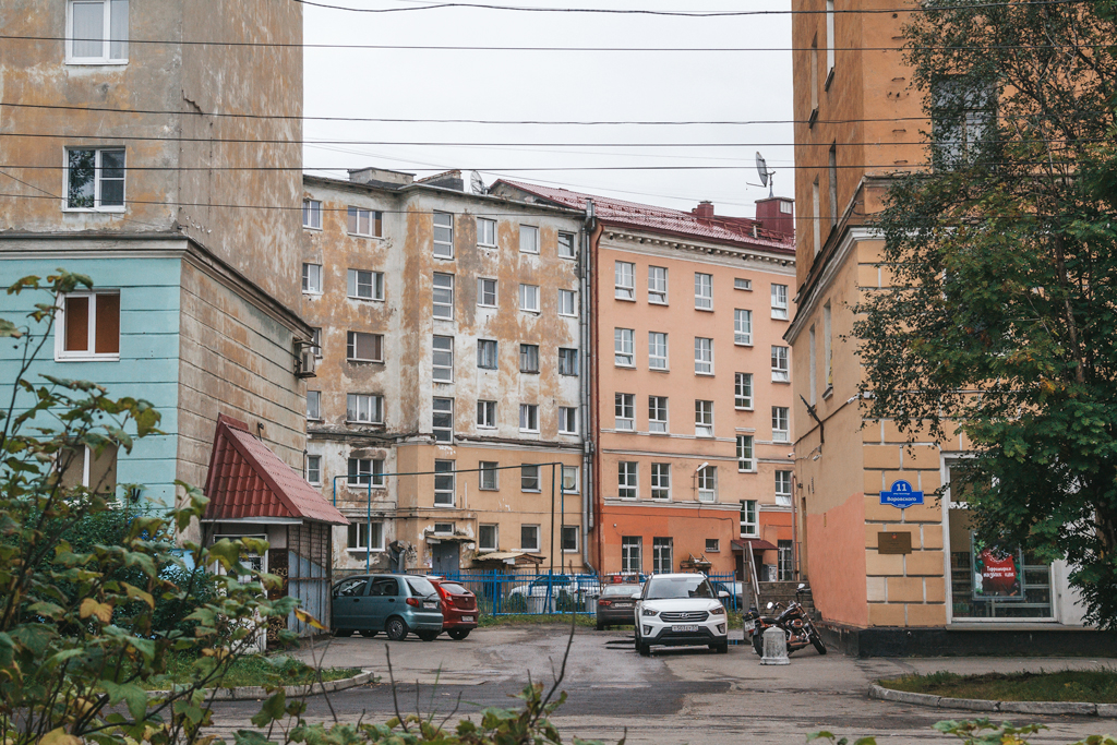 Что хорошего есть в Мурманске?: alkopona — LiveJournal