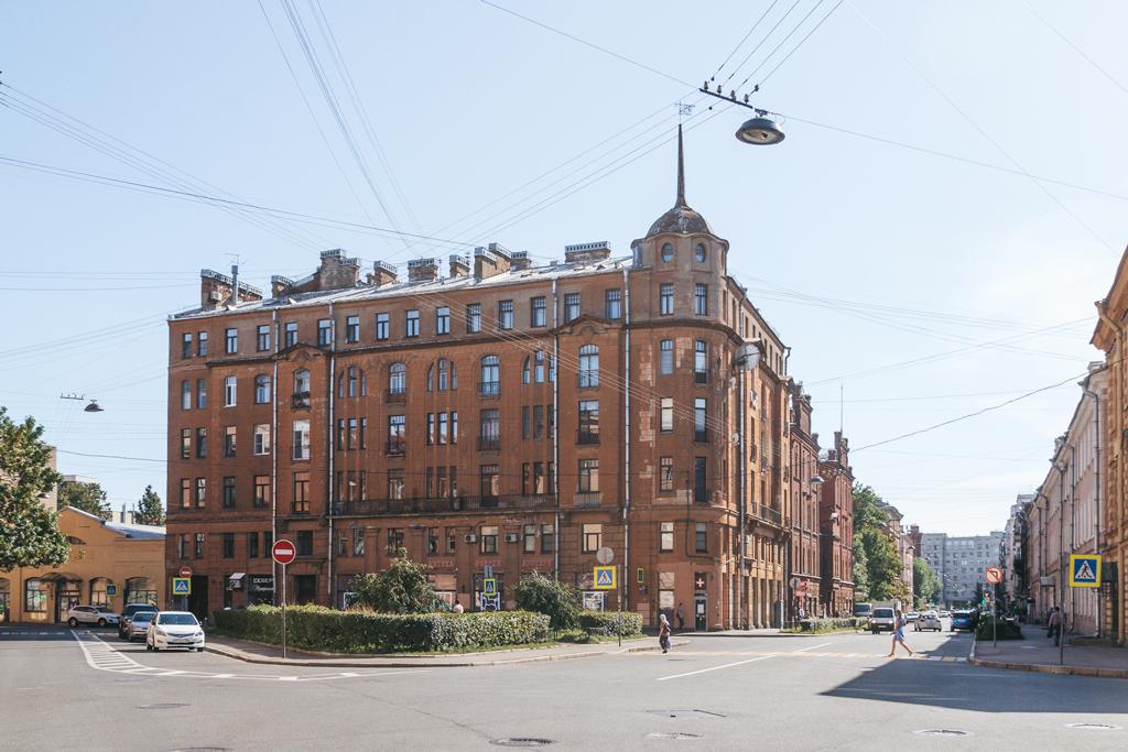 Обоссанный Петербург