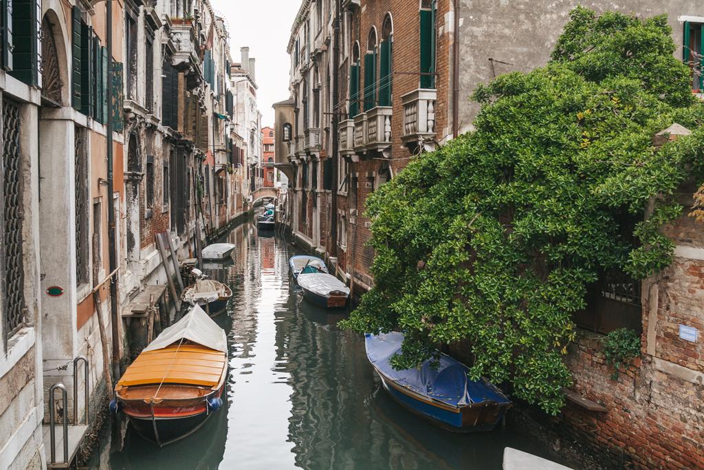 Венеция, которая тонет!