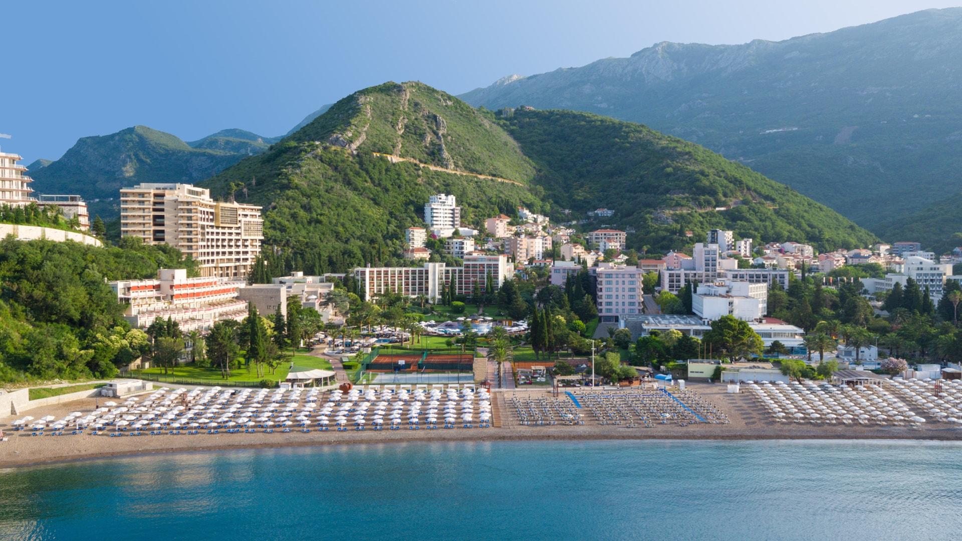 Отель Iberostar Bellevue в Черногории