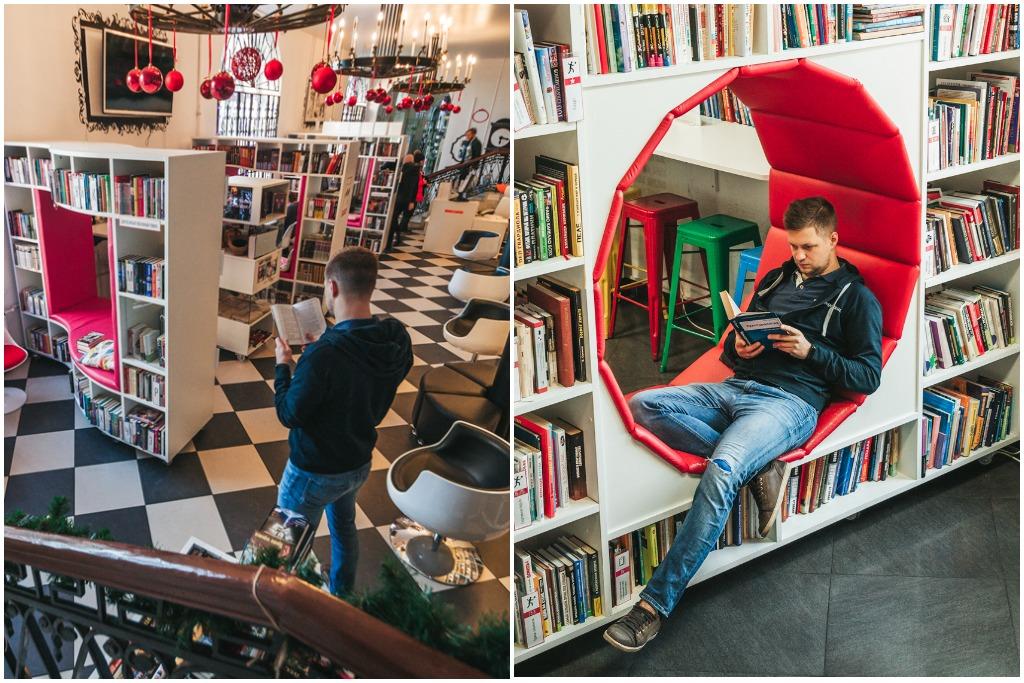 библиотека им. Гоголя
