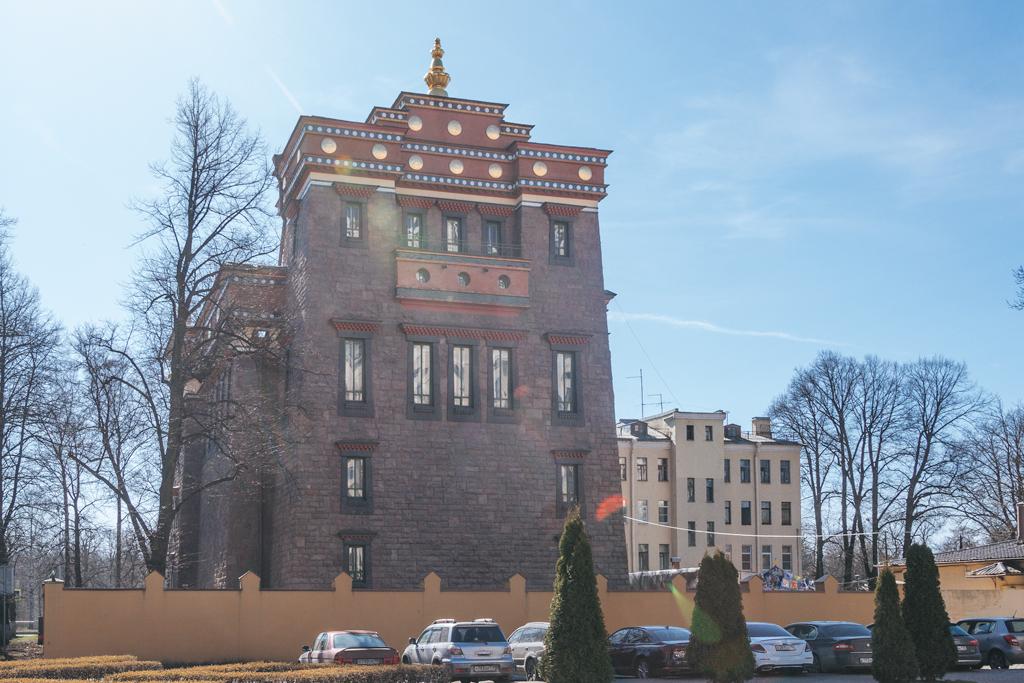 Самый дорогой дацан Европы: alkopona — LiveJournal
