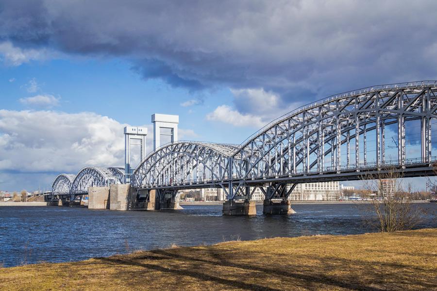 Ажурный пост про ажурный мост