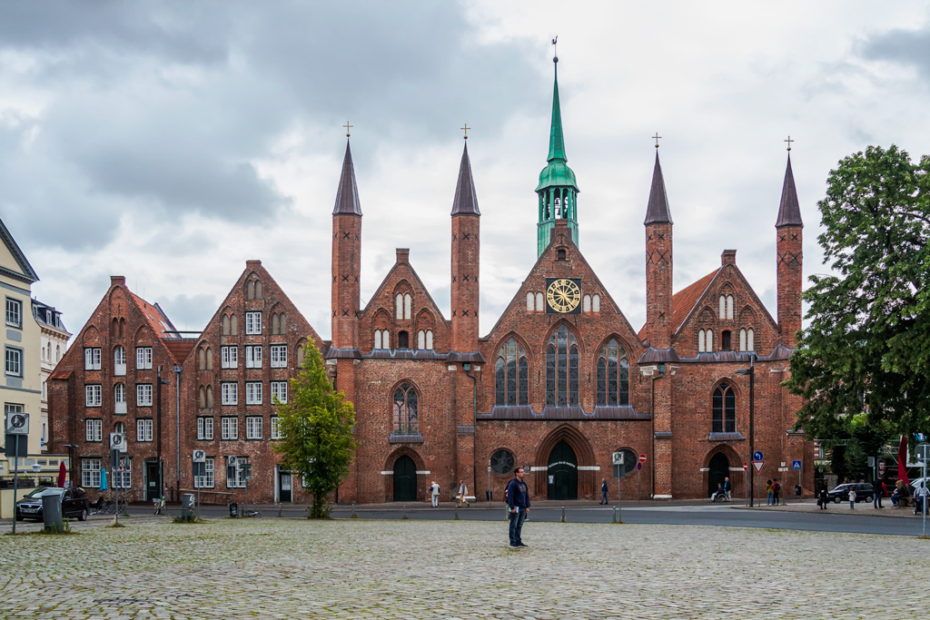 Госпиталь Святого Духа в Любеке