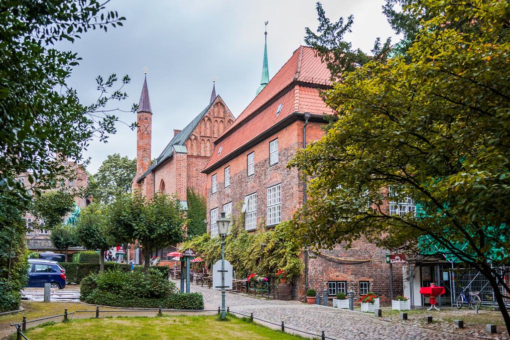 Heiligen-Geist-Hospital Lubeck