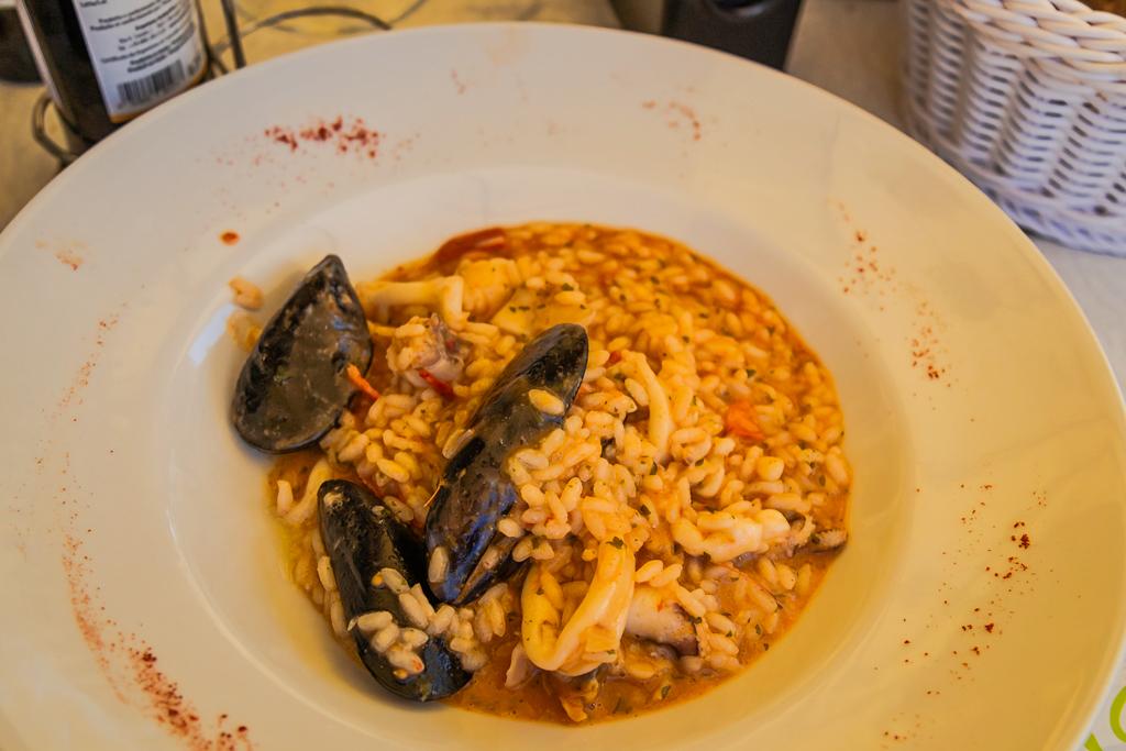 Высокая кухня по-итальянски