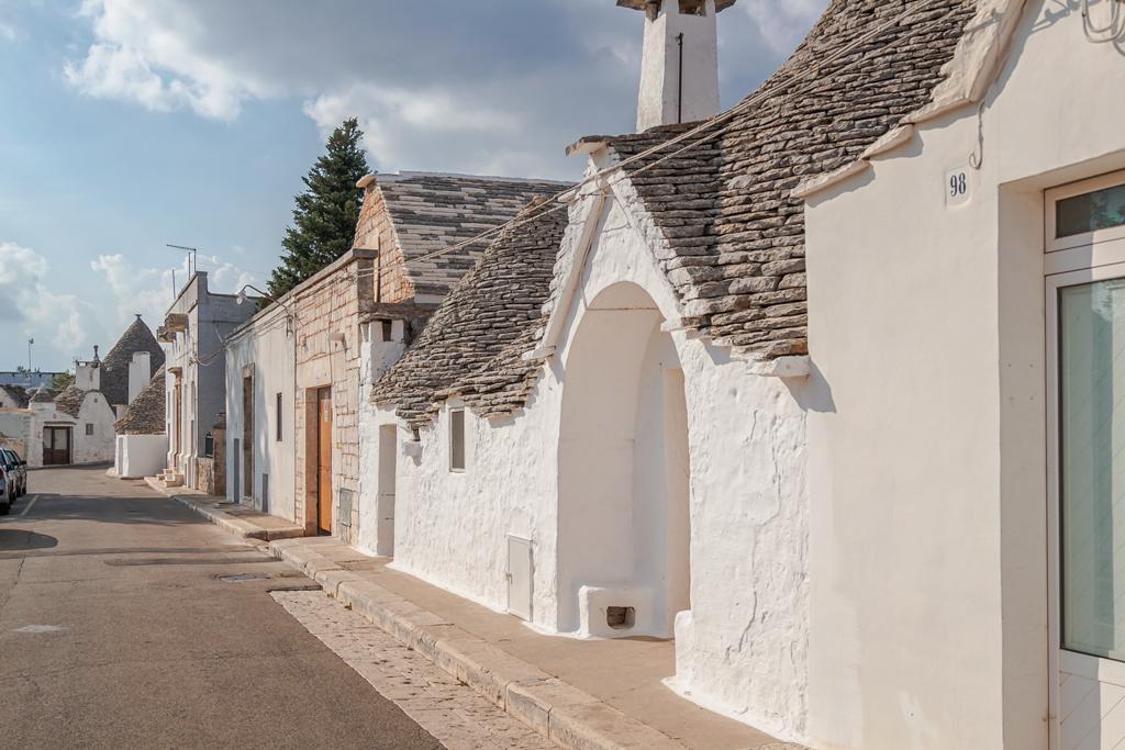 Жилые районы Альберобелло