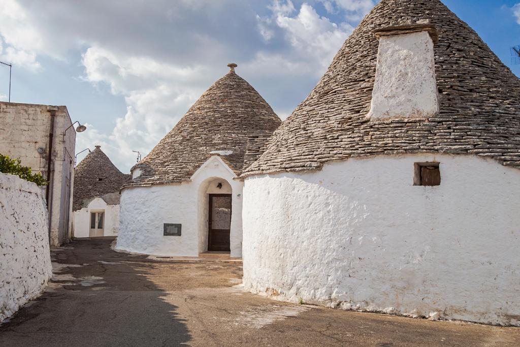 Домики в Альберобелло