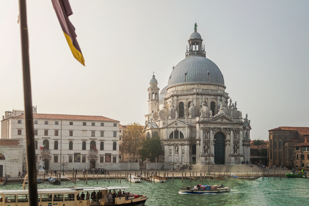 Венеция, Санта-Мария делла Салюте