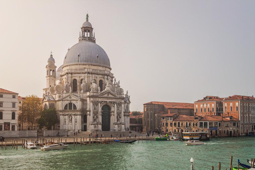 Санта-Мария делла Салюте в хорошем качестве