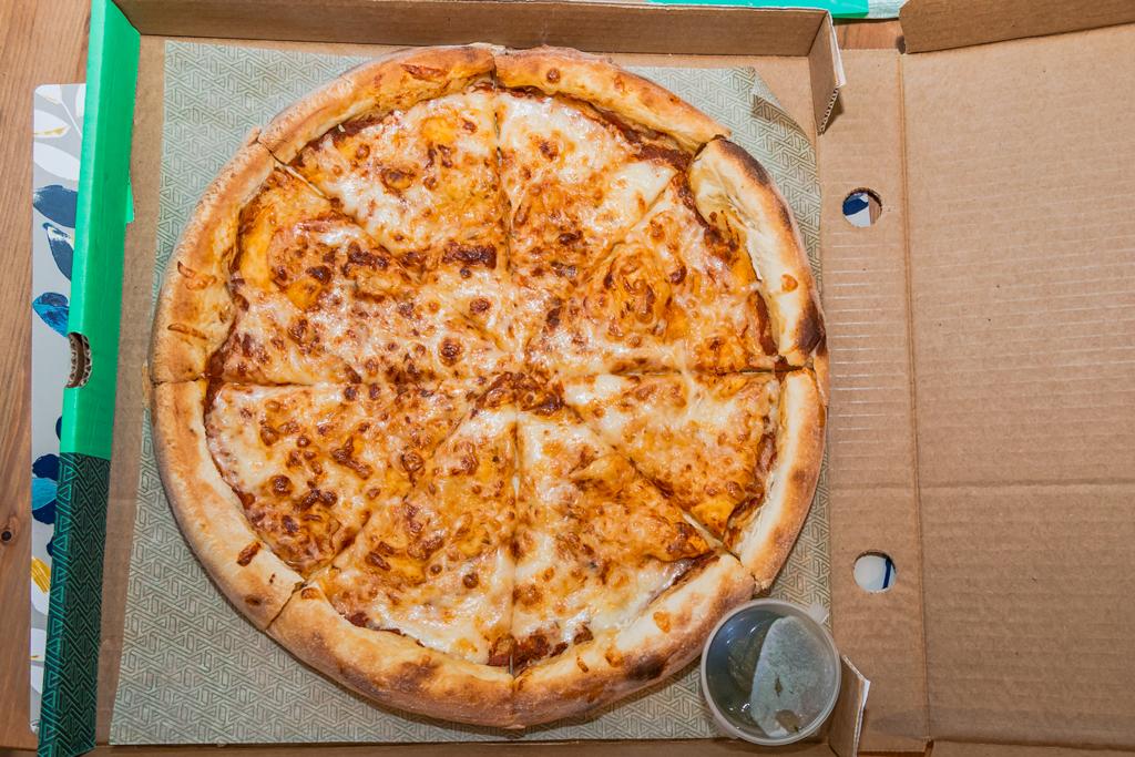 Пицца Марграита в службе доставки Ями Ями