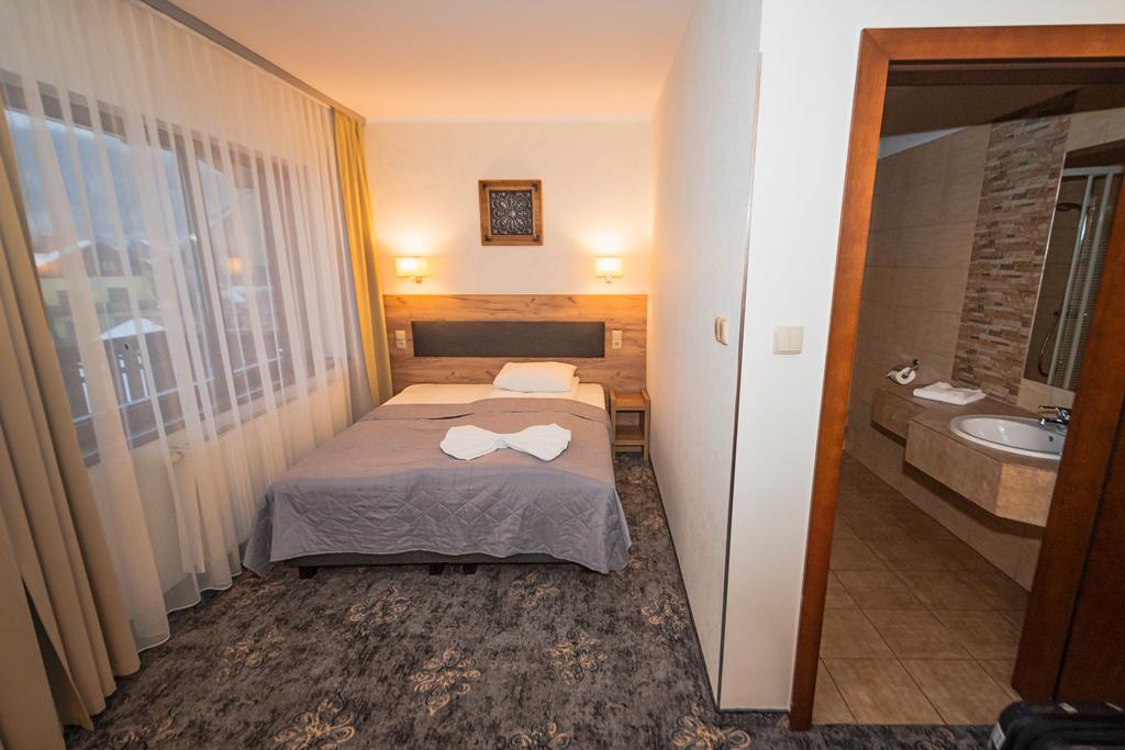 Номер в отеле Hotel Goral & SPA в Польше, Щирк