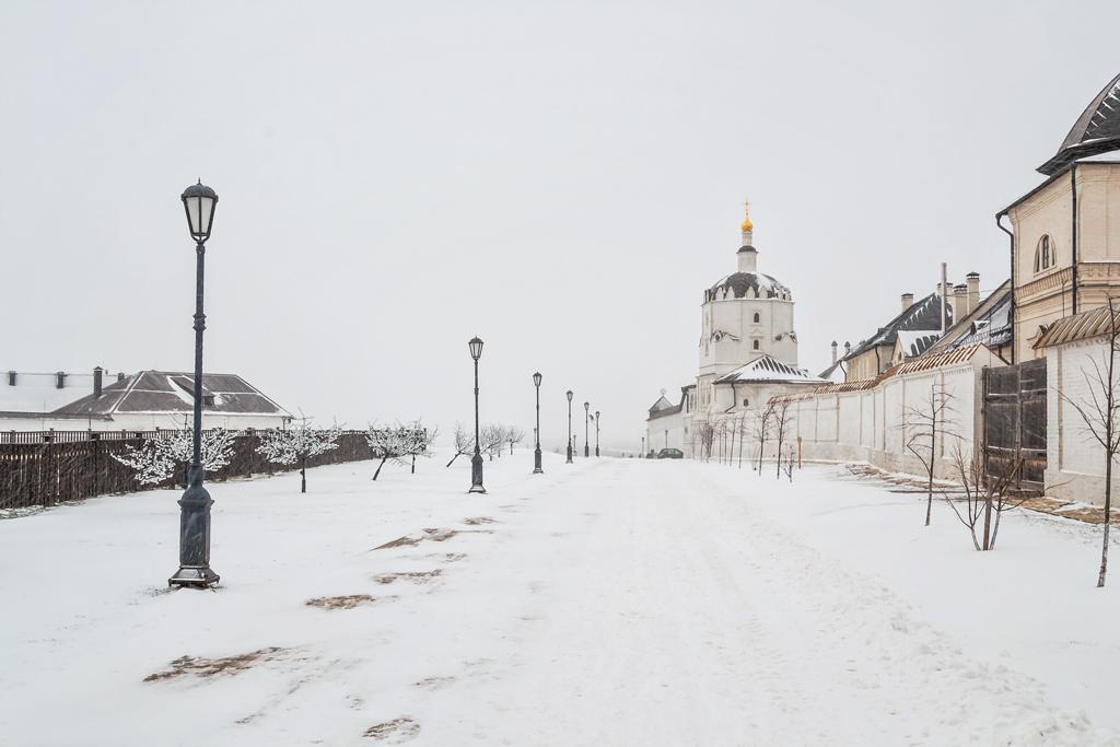Улица в Свияжске