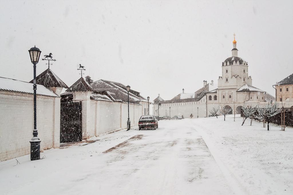 Свияжск зимой