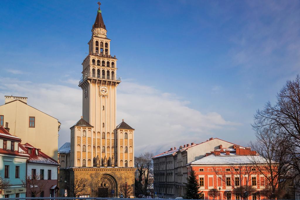 Костел Святого Николая в Бельско-Бяла, Польша