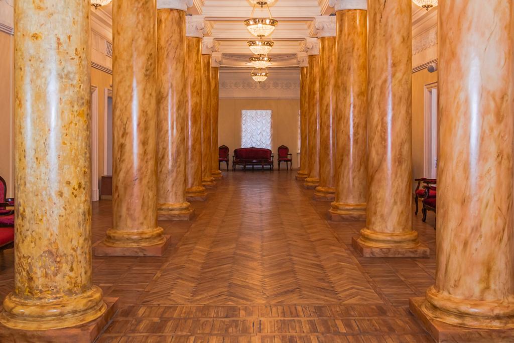 Интерьер Дома Культуры в Силламяэ
