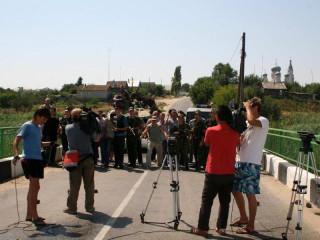 Рабочий момент съёмок телесериала ШАХТА (фото -- Владимир Мокров)
