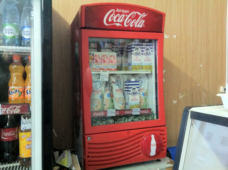 холодильник кока-кола инструкция - фото 7