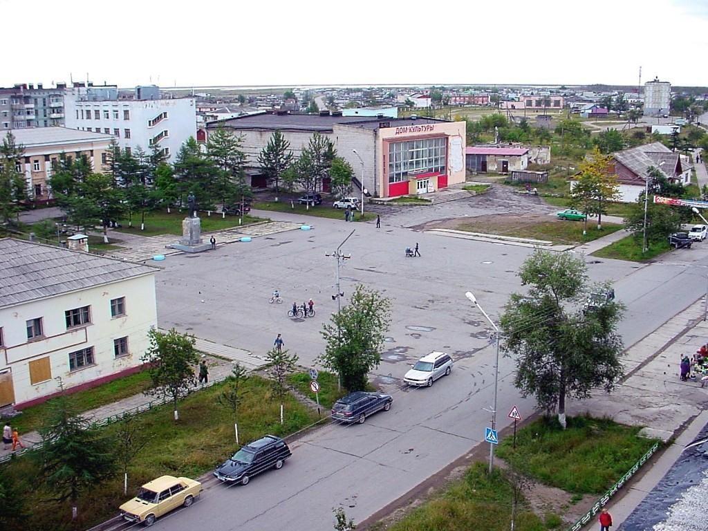 поселок Ола-9