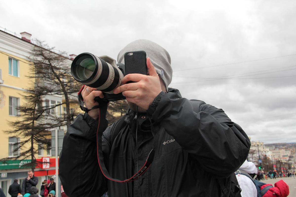 Александр Крылов, Магадан, Фото: Виктория Драчкова