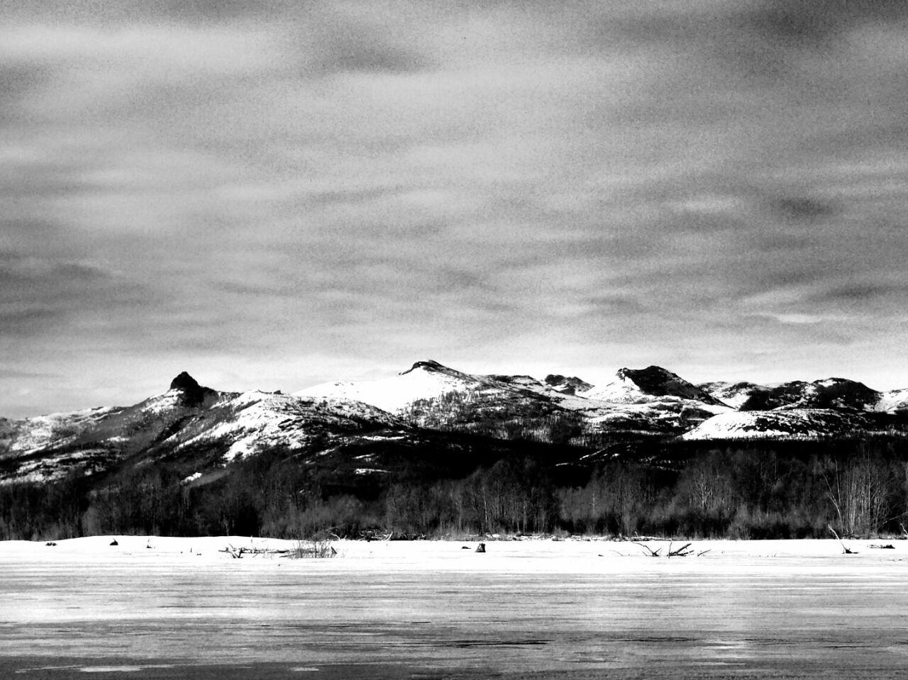 Река Нелкандя Фото: Александр Лопухов, Стекольный, t.me/photo4ip