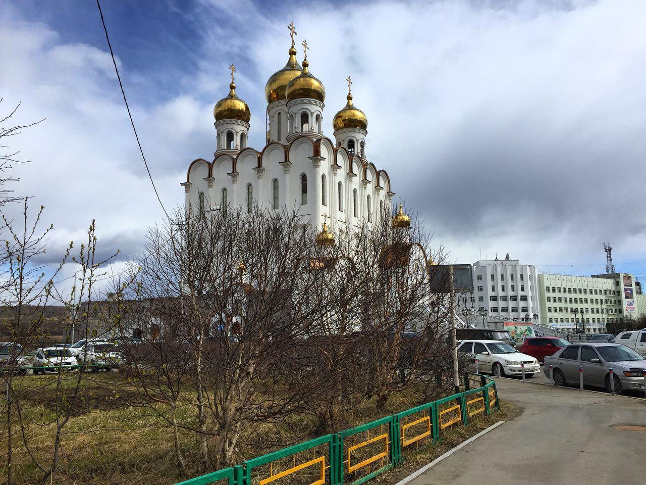 Свято-Троицкий Кафедральный Собор, Александр Крылов
