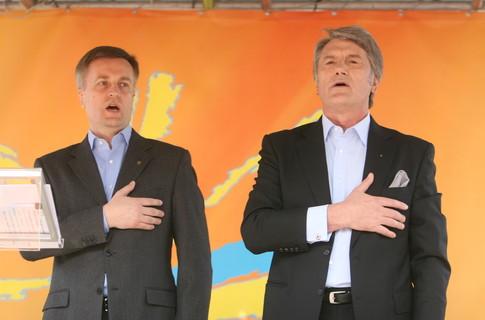 Наливайченко Ющенко