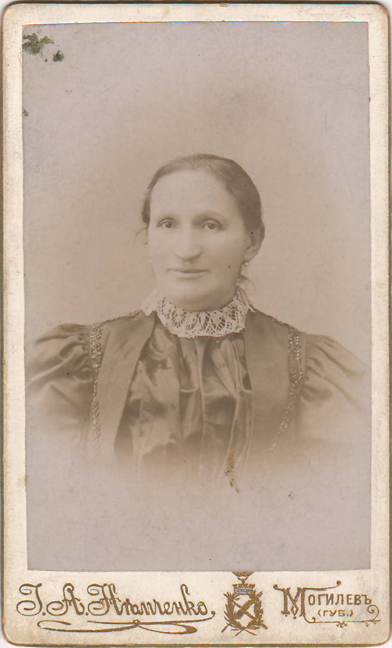 1918-22 Leah